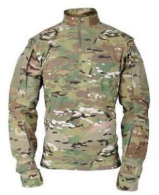 US Multicam PROPPER Esercito Tattico Uniforme Combat Shirt Camicia MR