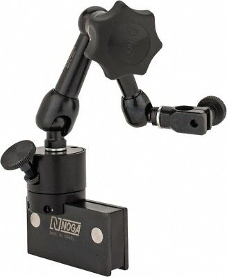 Noga 70 Lb Magnetic Force Fine Adjustment Indicator Positioner Holder With...