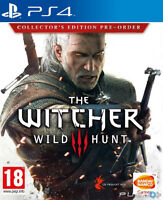 Witcher 3 PS4 - comme neuf