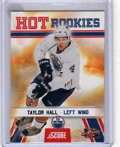 Taylor Hall Hot Rookie