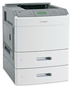 LEXMARK T654dn - MONOCHROME LASER WORKGROUP PRINTER