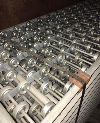 """24"""" Galvanized Skatewheel Conveyor"""