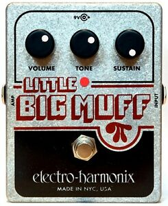 Little Big Muff + MXR Micro Chorus