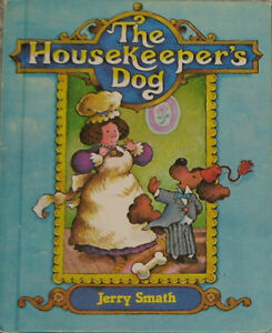 Read Aloud Hard Cover Book - House Keeper's Dog