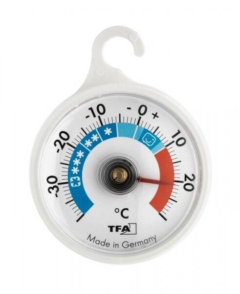 analoges Kühlschrankthermometer, Kühltruhe Gefrierfachthermometer, RUND