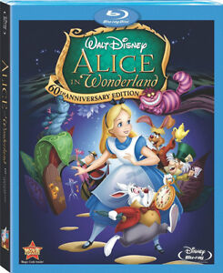 Disney's Alice In Wonderland (blu-ray)