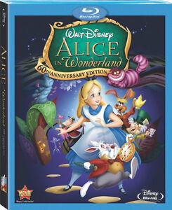 Disney's Alice In Wonderland (blu-ray) Regina Regina Area image 1