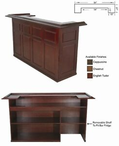 BAR  CABINETS,   IN  4 DIFFERENT STAIN COLORS Kingston Kingston Area image 5