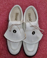Trade vintage 70's golf club & 10.5 Etonic wing tip shoes or $20
