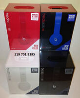 Dr Dre Solos HD beats ►SEALED IN BOX ◄ ►4 Colors◄ MATTE COLOR ♫