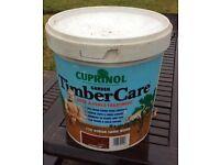 Cuprinol Wood Treatment.