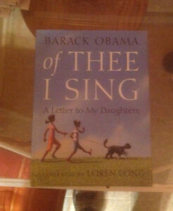 Barack Obama Childrens' book