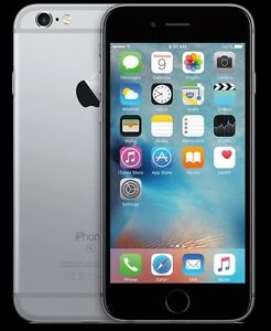 Brand new in box iPhone 6s + 128gb space grey Rogers