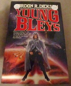 Young Bleys by Gordon R. Dickson (1991) HC SIGNED 1st Ed!