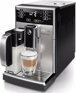 Machine à espresso Super-automatique Saeco PicoBaristo Caraf HD8927/48