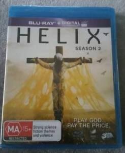 HELIX SEASON 2 BLURAY (BRAND NEW)
