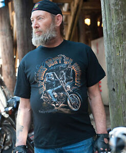 Easyriders Old Dogs Short-Sleeve T-shirt, Size XL