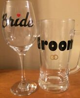 Personalized glasswares