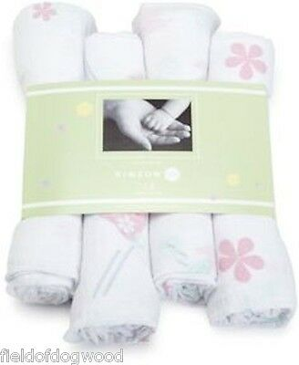 NEW Aden and Anais Pinzon Tea Party 4 Blanket Set Special Listing