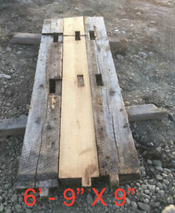SAWN BEAMS - RECLAIMED & RUSTIC BARN BEAMS