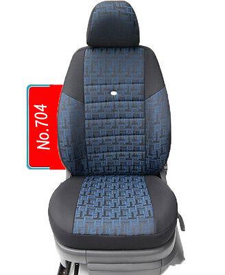 VW TIGUAN 2 ab Bj 2016 Maß Schonbezüge Sitzbezug Sitzbezüge 1+1 Kunstleder D101