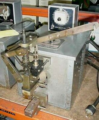 Joyal Model 2.2 Kvadk - Resistance Spot Welder Great Condition