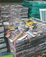 FREE Magazines by the pallet