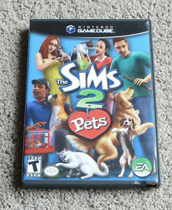 Sims 2 Pets for Gamecube