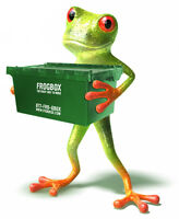 MOVING ? FROGBOX