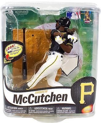 McFarlane NHL MLB Series 31 Pittsburgh Pirates Andrew McCutchen Action Figure