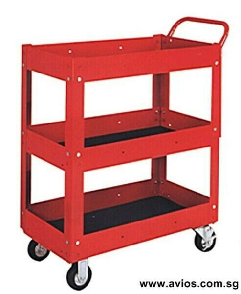 Heavy Duty Tool Trolley ideal for moving bulky heavy equipment for sale