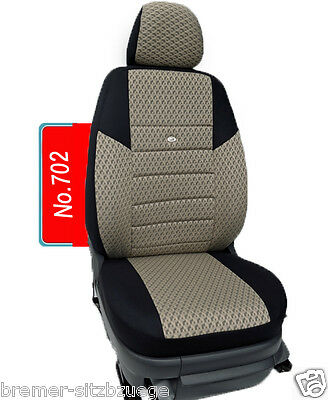 Hyundai ix35 Schonbezüge Sitzbezug Sitzbezüge Fahrer /& Beifahrer G517