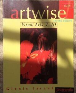 Artwise Visual Arts 7-10 by Glenis Israel Killara Ku-ring-gai Area Preview
