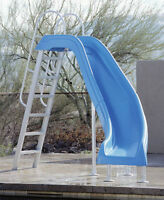 Jacuzzi Deluxe Pool Slide (Complete System/Just Like New)