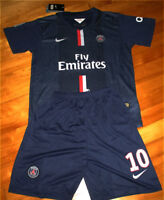 Jersey + Short PARIS SAINT-GERMAIN 2015 - IBRAHIMOVIC - KIDS