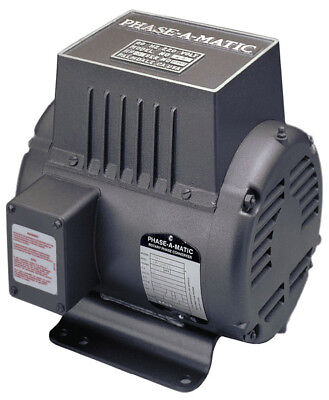 Phase-a-matic 220 Volt Rotary Phase Converter R-3