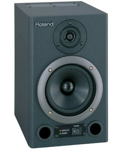 Roland DS-30A AC powered monitors--MINT