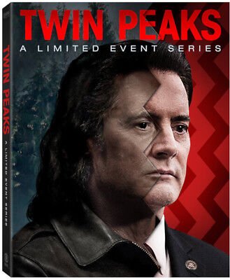 Twin Peaks: A Limited Event Series (Blu-ray) *BRAND NEW*