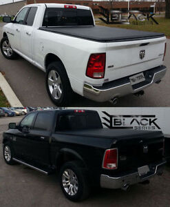 DODGE PICKUP TRUCK: Tri-Fold Cover | Tonneau Cover | Box Cover