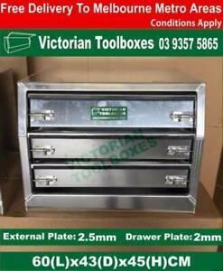 3 drawers Tool Chest Box