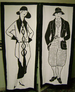GREAT GATSBY - ROARING 1920's ONE-OF-A-KIND DECORATIONS London Ontario image 7