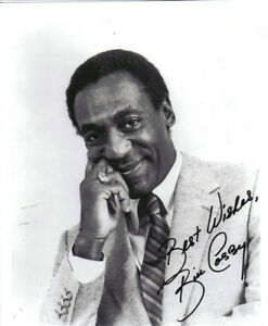 TV Guide & 2 Photos  Autog By Bill Cosby. London Ontario image 2