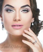 Award-Winning Makeup Artist Available for Weddings