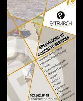 Patriarch concrete services