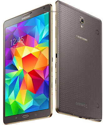 """Samsung Galaxy Tab S - 16GB Wi-Fi + 4G LTE UNLOCKED AT&T/CRICKET - 8.4"""" Tablet  for sale  Shipping to South Africa"""