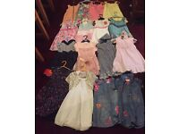 18-24 month girls dress bundle