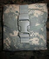 US ACU MOLLE-II IFAK Improved First Aide Kit, With Extras New!