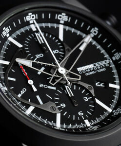 NEW Momo Design Swiss Automatic Chronograph Valjoux 7750