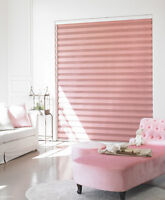 The professional window treatment-blinds and vertical (UP TO40%)
