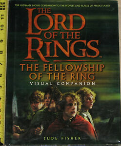 Lord of the Rings, Fellowship of the Rings, Visual Companion Lg